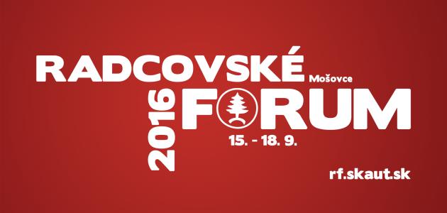 Radcovské fórum 2016