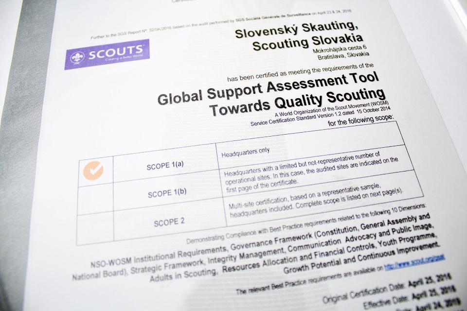 skauting-certifikat-wosm-audit-2016-2